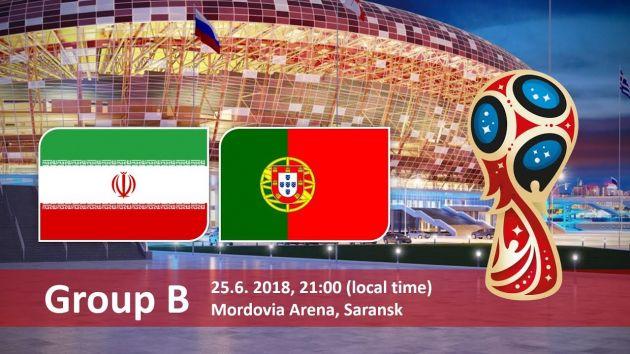 Iran vs Portugal Predictions and Betting Tips, 25 Jun 2018