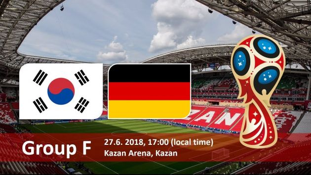 South Korea vs Germany Predictions and Betting Tips, 27 Jun 2018