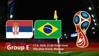 Serbia vs Brazil Predictions and Betting Tips, 27 Jun 2018