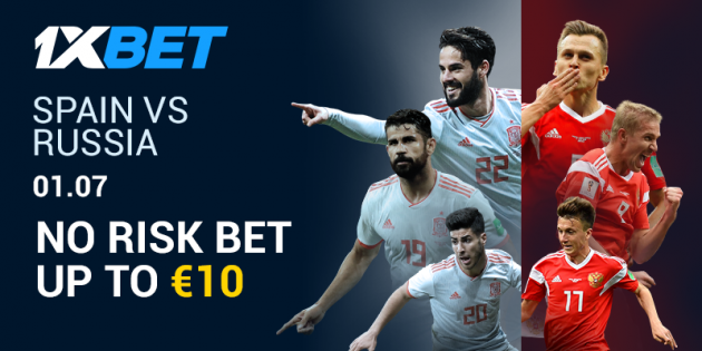 Spain vs Russia Predictions and Betting Tips, 01 Jul 2018