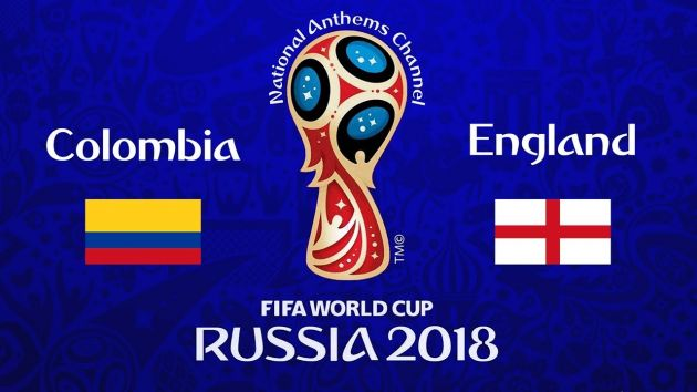 Colombia vs England Predictions and Betting Tips, 03 Jul 2018