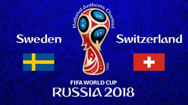 Sweden vs Switzerland Predictions and Betting Tips, 03 Jul 2018