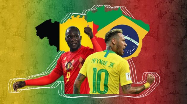 Brazil vs Belgium Predictions and Betting Tips, 06 Jul 2018