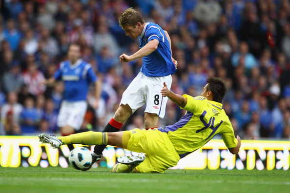 Rangers - Maribor Prediction & Betting tips 09.08.2018