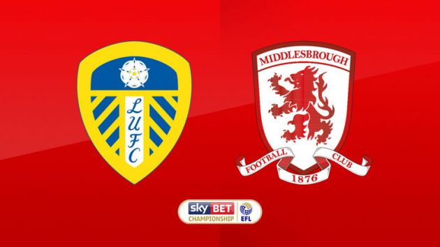 Leeds - Middlesbrough Prediction & Betting tips 31.08.2018