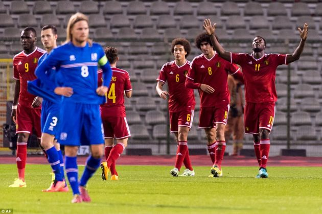 Iceland vs Belgium Predictions and Betting Tips, 11 Sep 2018