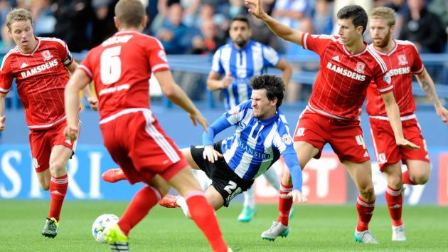 Sheffield Wed vs Middlesbrough Prediction & Betting tips 19.10.2018