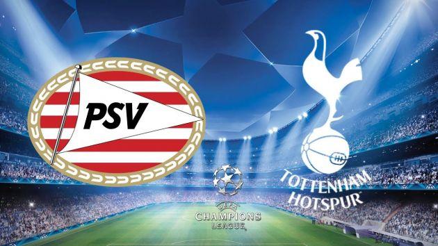 PSV Eindhoven vs Tottenham Prediction & Betting tips 24.10.2018
