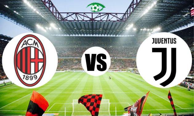 AC Milan vs Juventus Betting Tips 11.11.2018
