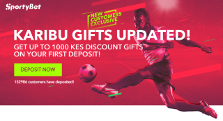 SportyBet Kenya Promo Code: 1,000 Ksh Sign-Up Bonus and 50 Ksh Free Bet