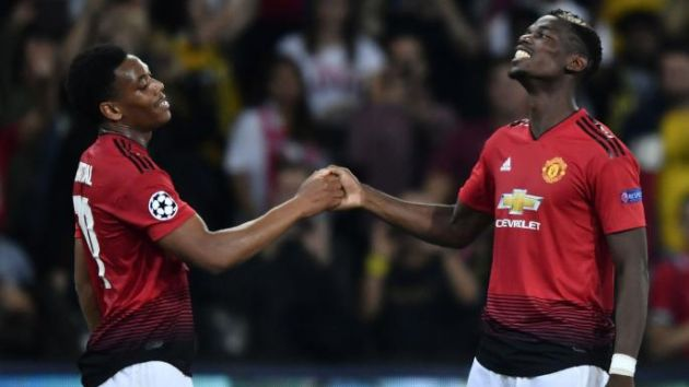 Manchester Utd - Young Boys Betting tips 27.11.2018