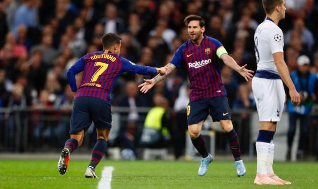Barcelona vs Tottenham Predictions and Betting Tips, 11 Dec 2018