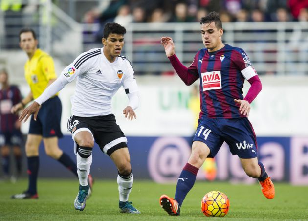 Eibar vs Valencia Predictions and Betting Tips, 15 Dec 2018