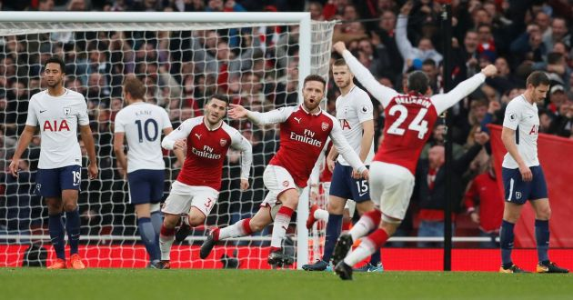 Arsenal vs Tottenham Prediction & Betting tips 19.12.2018
