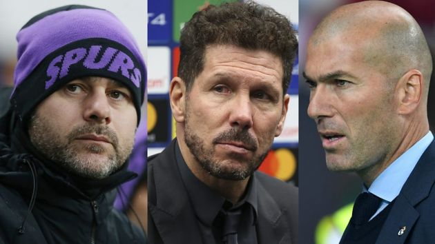 Zidane, Simeone, Pochettino? Who could replace Mourinho?