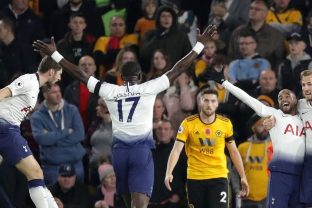 Tottenham - Wolves Prediction & Betting tips 29.12.2018
