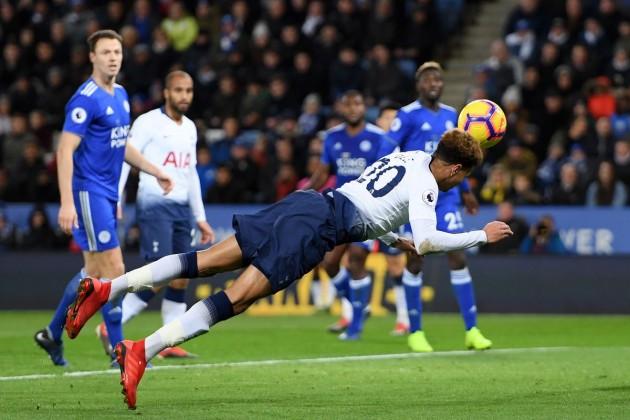 Tottenham - Leicester Prediction & Betting tips 10.02.2019