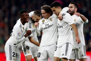 Ajax vs Real Madrid Predictions and Betting Tips, 13 Feb 2019
