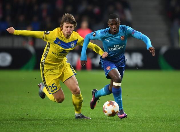 BATE Borisov vs Arsenal Predictions and Betting Tips, 14 Feb 2019