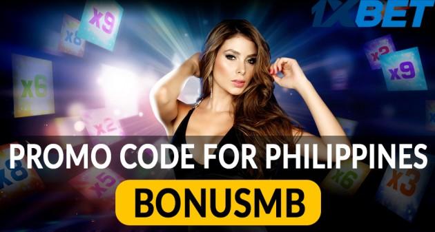 1xBet Promo Code Philippines: Enter BONUSMB and Get Free 7000 PHP Bonus
