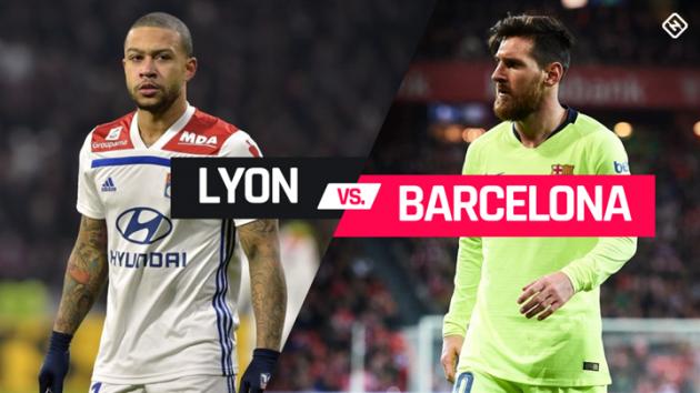 Lyon vs Barcelona Prediction and Betting Tips, 19 Feb 2019