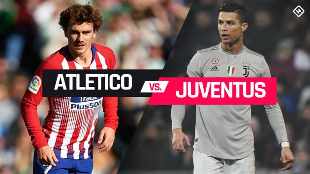 Atletico Madrid vs Juventus Predictions and Betting Tips, 20 Feb 2019