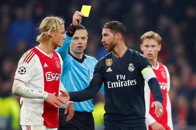 Real Madrid vs Ajax Predictions and Betting Tips, 05 Mar 2019