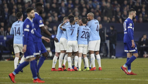 Manchester City vs Schalke 04 Predictions and Betting Analysis, 12 Mar 2019