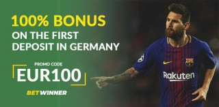 BetWinner Promo Code «EUR100» in Germany…