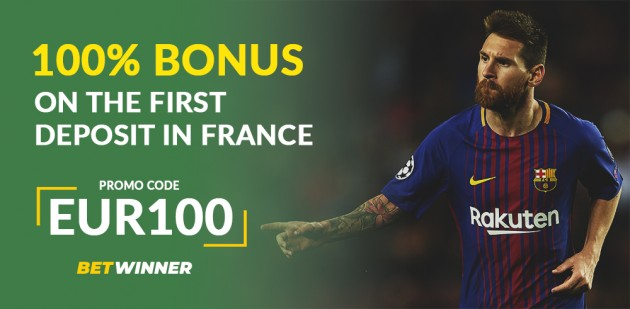 BetWinner Promo Code «EUR100» in France: How To Register And Claim Bonuses