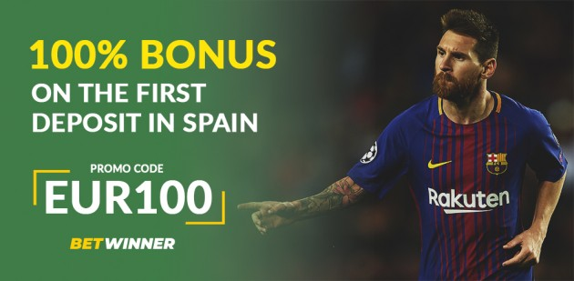 BetWinner Promo Code «EUR100» in Spain: How To Register And Claim Bonuses