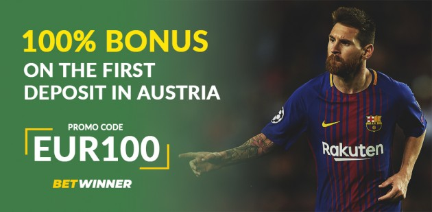 BetWinner Promo Code «EUR100» in Austria: How To Register And Claim Bonuses