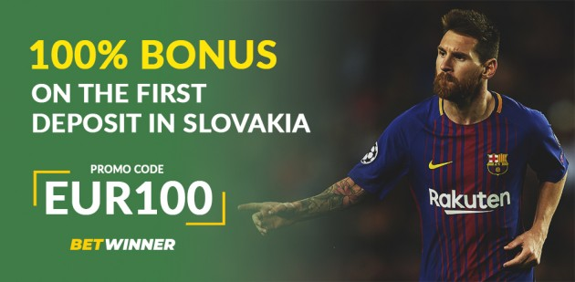 BetWinner Promo Code «EUR100» in Slovakia: How To Register And Claim Bonuses