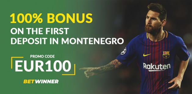 BetWinner Promo Code «EUR100» in Montenegro: How To Register And Claim Bonuses