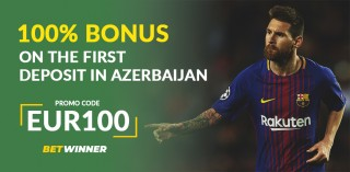 BetWinner Promo Code «EUR100» in Azerbaijan: How To Register And Claim Bonuses