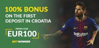 BetWinner Promo Code «EUR100» in Croatia…