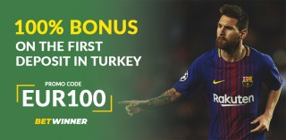 BetWinner Promo Code «EUR100» in Turkey: How To Register And Claim Bonuses