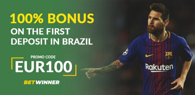 BetWinner Promo Code «EUR100» in Brazil: How To Register And Claim Bonuses