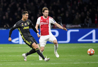Juventus vs Ajax Predictions and Betting Tips, 16 Apr 2019