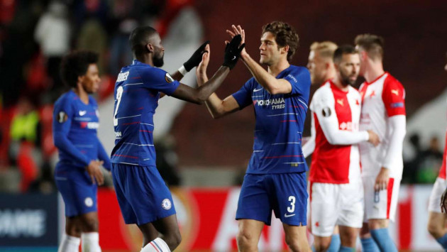 Chelsea vs slavia prague 1st leg