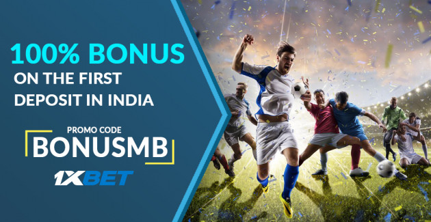 Promo Code for 1xBet for India - Free Bonus 7500 INR
