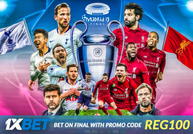 2018-19 Champions League Final: Tottenham vs Liverpool Predictions and Betting Tips, 01 Jun 2019