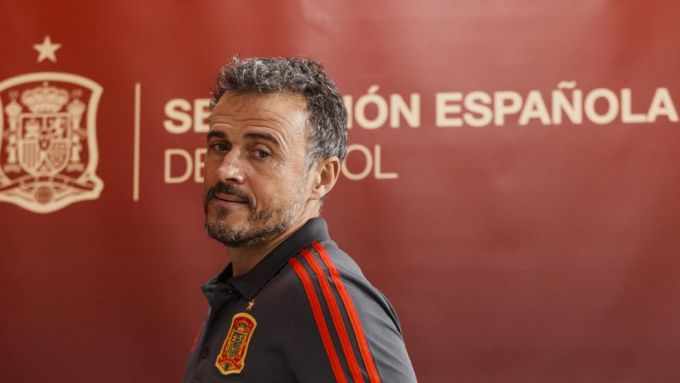 Spain coach Luis Enrique is confirmed to have left the team