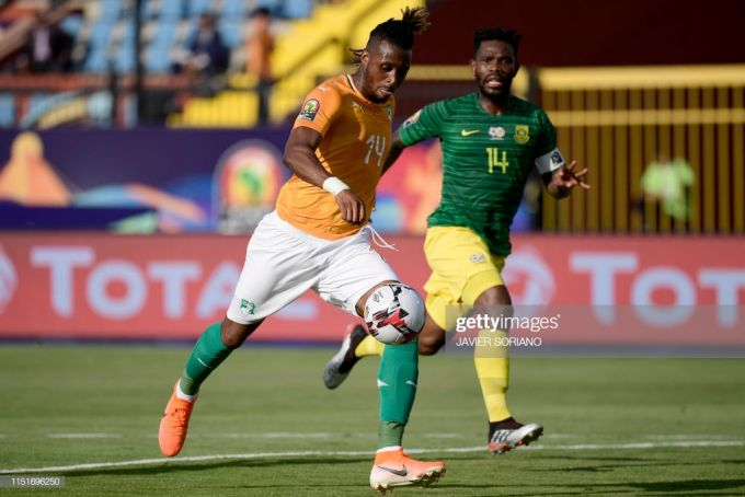 Ivory Coast marginally beat South Africa team to earn three points
