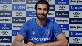 Andre Gomes joins Everton from Barcelona for £22m