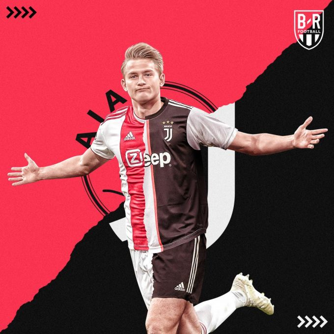 Dutch defender De Ligt to join Juventus