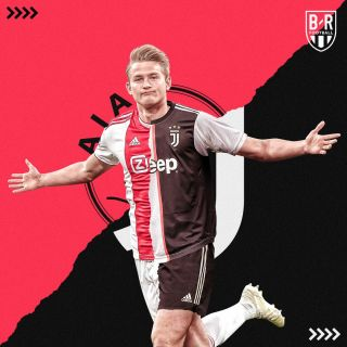 Ajax defender De Ligt set to join Juventus