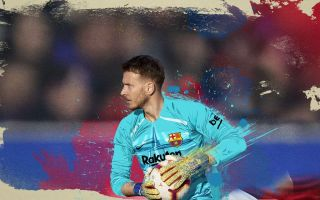 Barcelona have announced €35m Neto transfer from Valencia