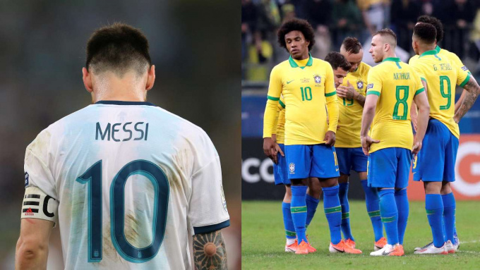 Brazil to play Argentina at the semi-finals of Copa America 2019