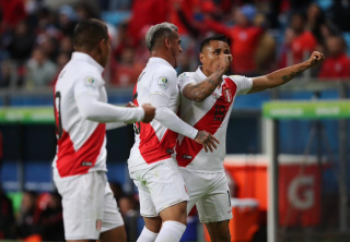 Copa America: Peru humiliate holders Chile as they reach CA final